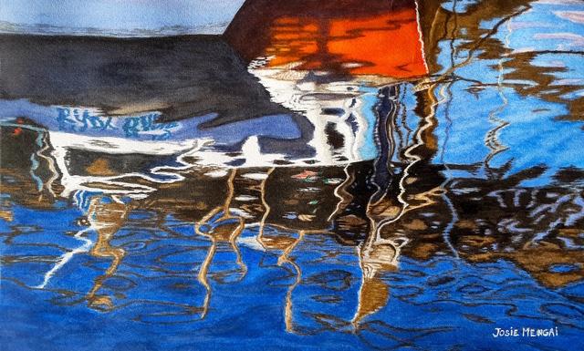 Josie Mengai, 'Reflections - III', 2018, Ligia Testa Espaço de Arte