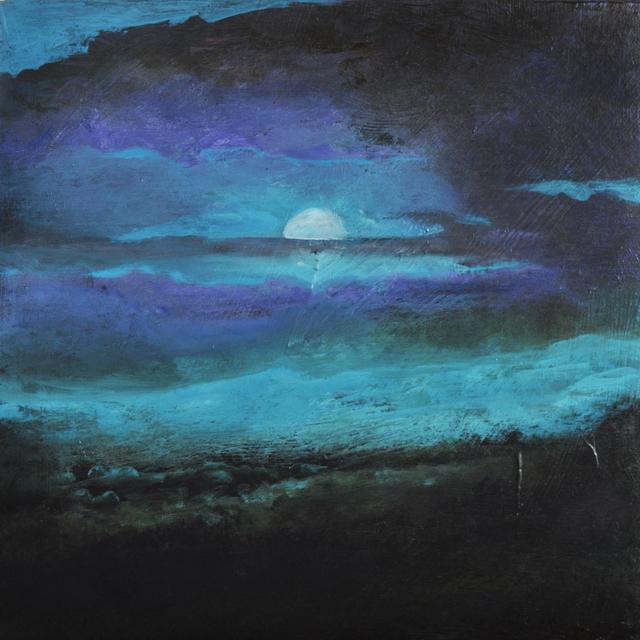 Jody Fallon, 'Untitled 3', 2018, Painting, Acrylic on wood panel, Abend Gallery