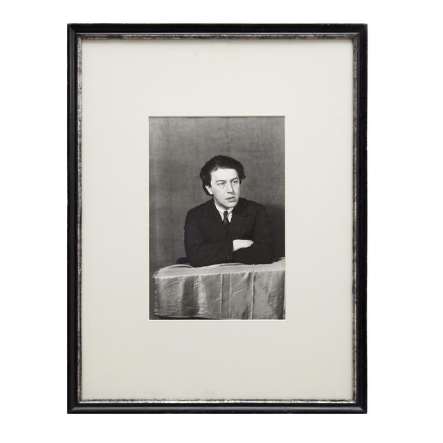 Man Ray, 'Photography of André Breton', 1932, DADA STUDIOS