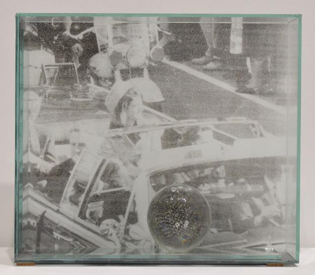 , 'Kennedy,' , Momentum Gallery