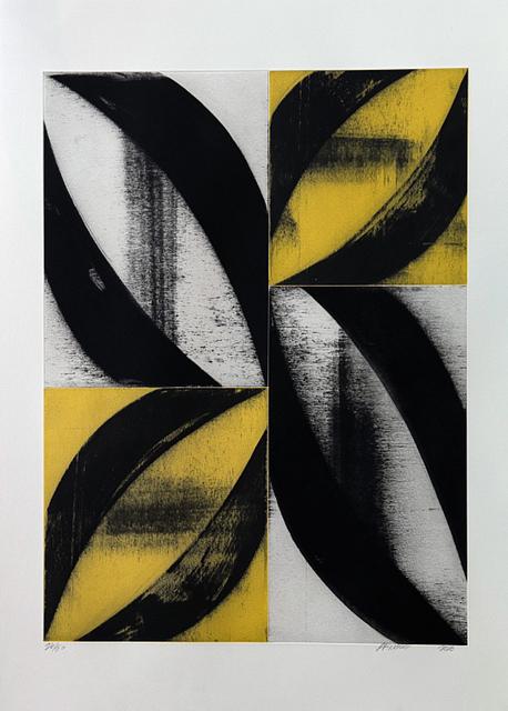 , 'Arcs III,' 2016, Meyerovich Gallery