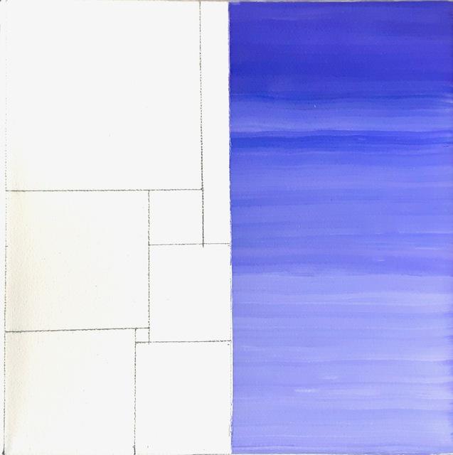 , 'Untitled (9 Squares) 18088,' 2018, Robert Kananaj Gallery