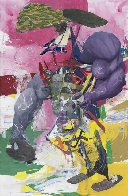 , 'DUTCH MASTER (militant),' 2016, carlier | gebauer