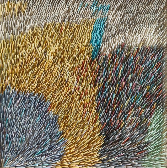, 'Lines Of Travel 32,' 2015, Kalman Maklary Fine Arts