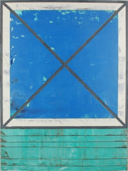 Richard Cloutier, 'The Small Outdoors No. 1', 2016, The Schoolhouse Gallery
