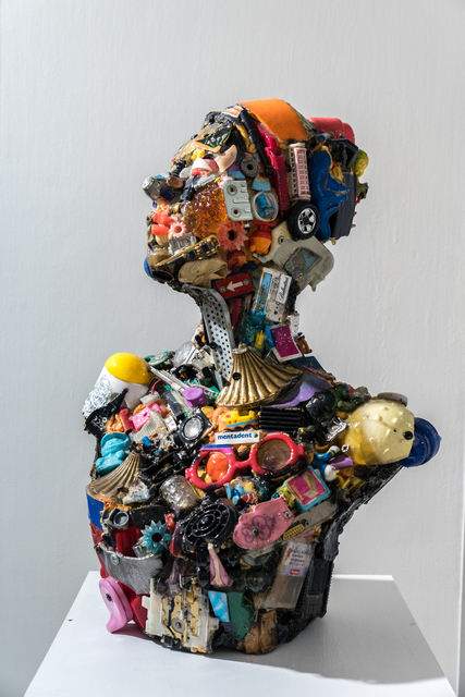 , 'Busto di donna,' 2012, SimonBart Gallery