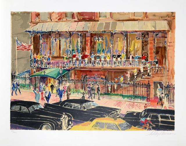 LeRoy Neiman, '21 Club', 1990, RoGallery