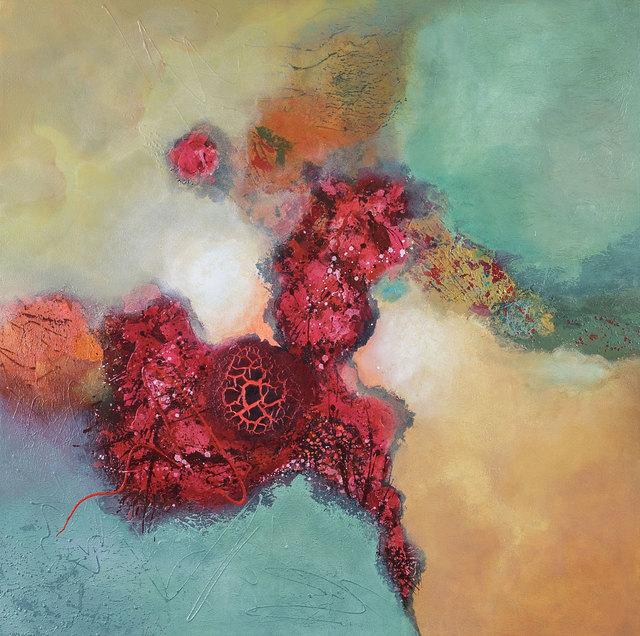 , 'Rhodolite,' 2016, Albemarle Gallery | Pontone Gallery