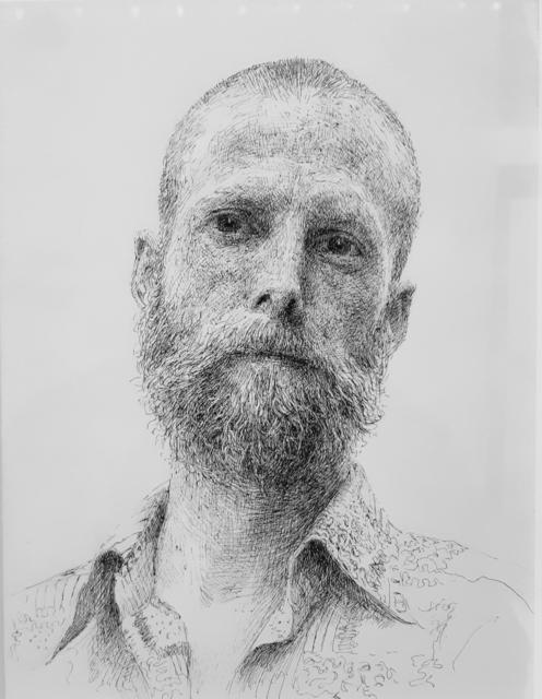 Seongjin Kim, 'Wessa (Portrait of Dustin)', 2015, Robert Kananaj Gallery