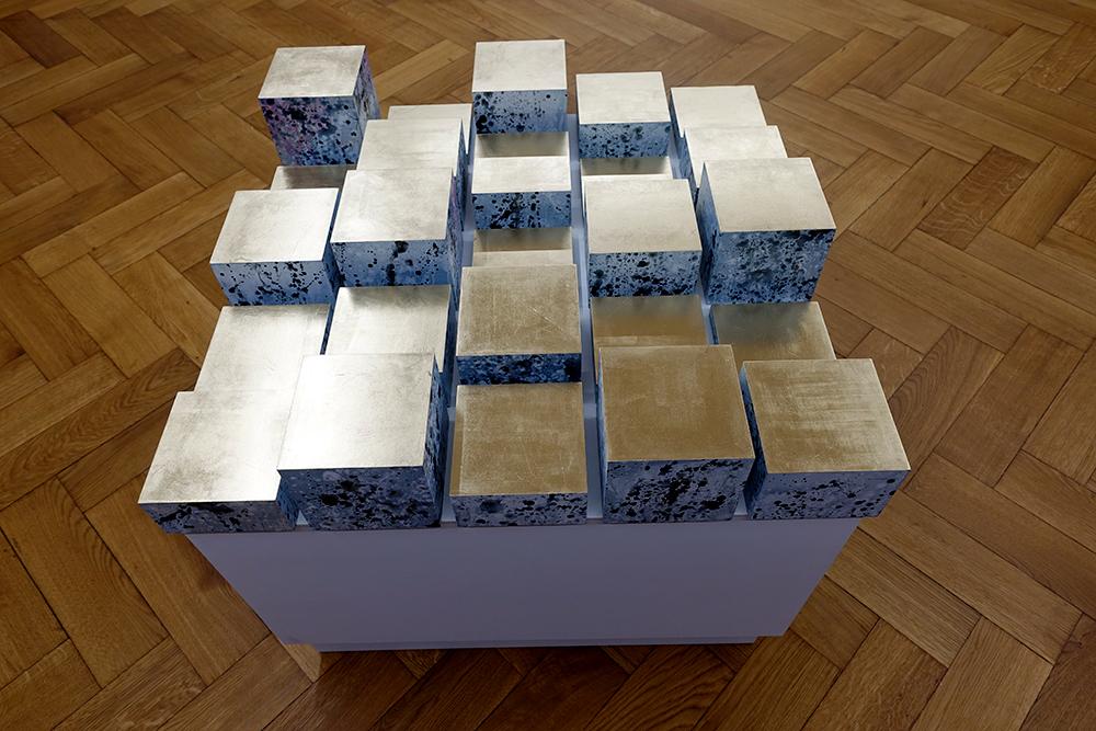 Installation View: Gabriele Angel Leinenbach at Galerie Britta von Rettberg