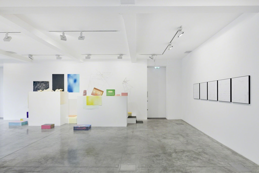 'Nine Iranian Artists in London: The Spark Is You', installation view at Parasol unit, 2019. Photography by Ben Westoby, courtesy of Parasol unit foundation for contemporary art.