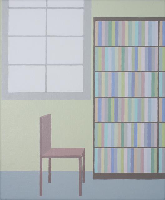 , 'Library #13,' 2018, Sapar Contemporary