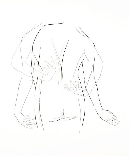 , 'Untitled (Konstellationen),' 2016, Galerie Krinzinger