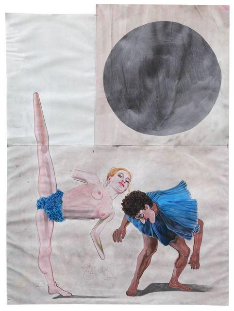, 'Walter´s Tanz,' 2017, Tim Van Laere Gallery