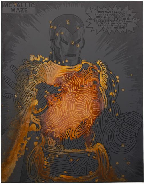 , 'Maze 81,' 2014, Grieder Contemporary