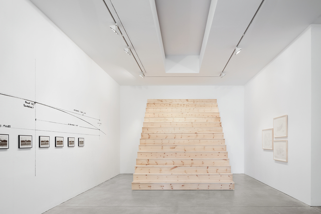 , 'Stairs (These Stairs Can Be Climbed),' 1974, Galerie Thomas Schulte