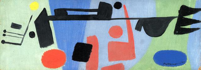 , 'Elementares,' 1941, Bode Gallery
