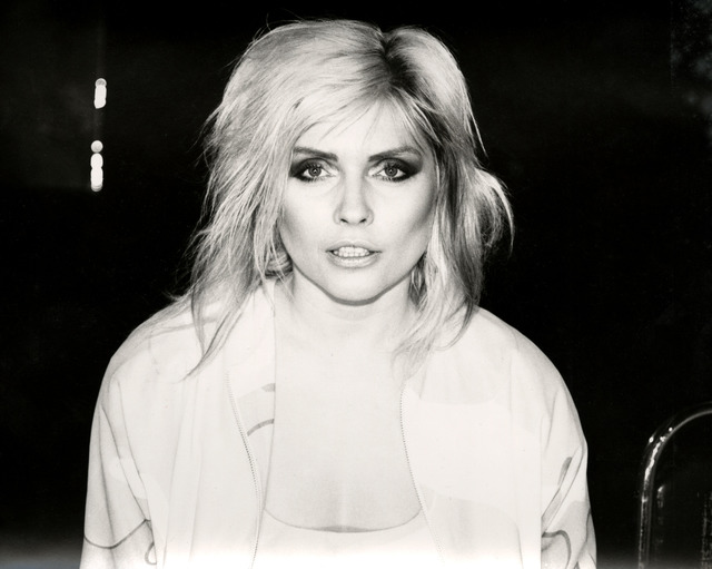 , 'Andy Warhol, Photograph of Debbie Harry (Blondie), 1985,' 1985, Hedges Projects