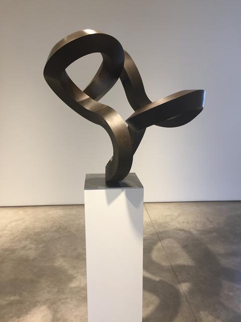 , 'Bound Tetrahedron (maquette),' , Stremmel Gallery