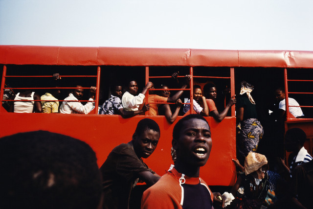 , 'Kinshasha. ,' 1982, Magnum Photos
