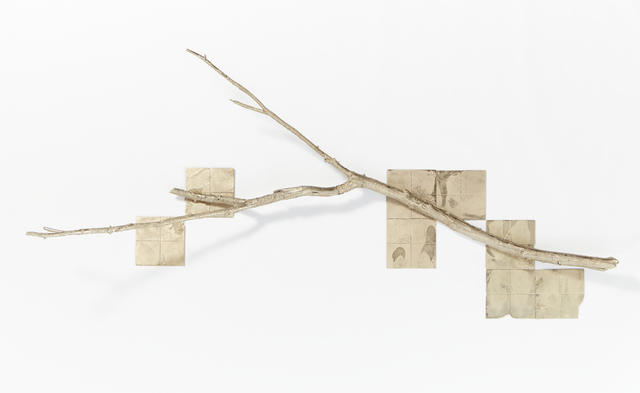 , 'Untitled (Large Branch on Tiles),' 2015, Geary Contemporary