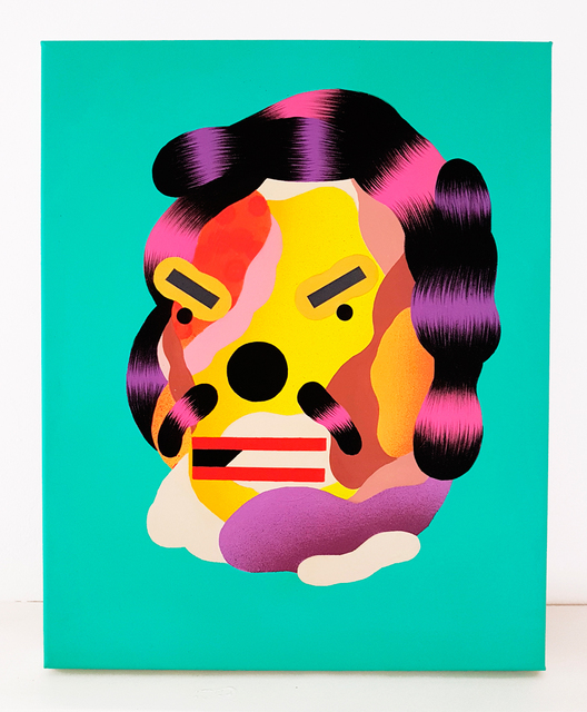 , '#Masksofthemillennialgeneration #03,' , sc gallery
