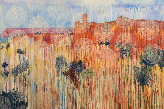 , 'Landscape 4,' , Cantor Fitzgerald Gallery, Haverford College
