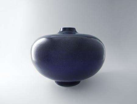 , 'Vase, night sky blue glaze,' , Pucker Gallery