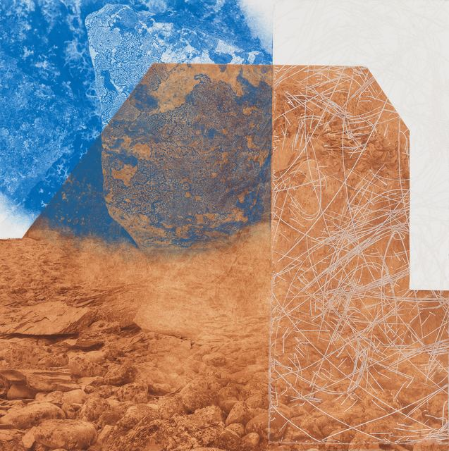 , 'Texture vi,' 2016, Paul Stolper Gallery