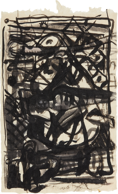 George Condo, 'Untitled', 1983, Phillips