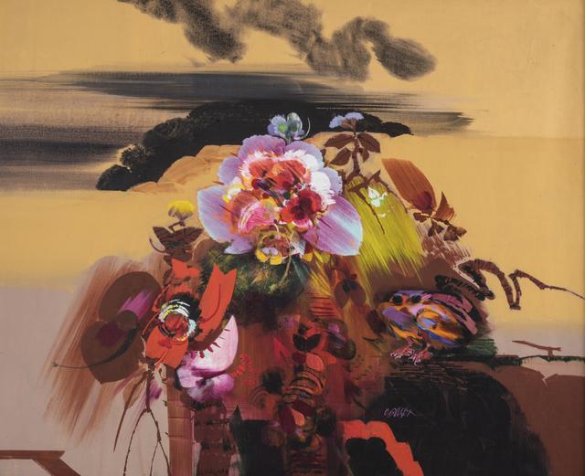 , 'Escenario para Bachue ,' 1976, Galería Duque Arango