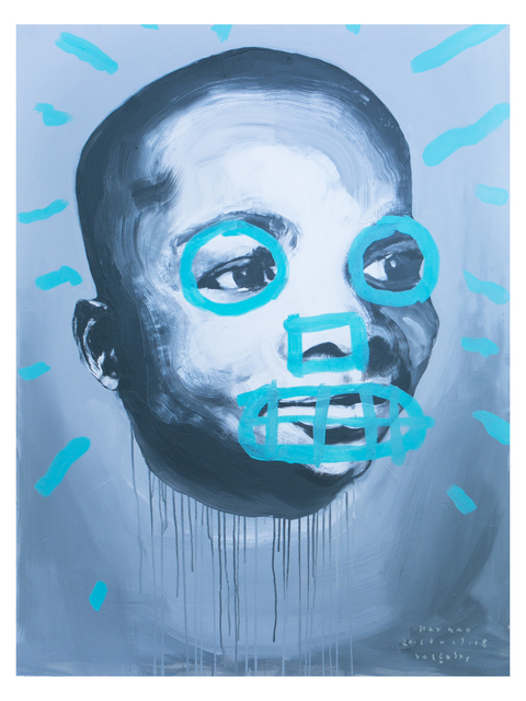 , 'Child King jr,' 2018, Joseph Gross Gallery