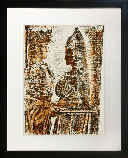 Pablo Picasso, 'Les Carmen des Carmen', 1949, Baterbys