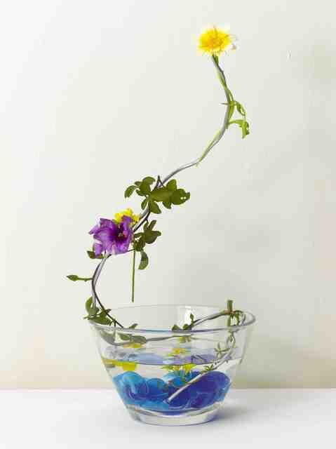 Yahui Wang, 'A work for a building plot: Make a flower arrangement for me ', 2011, TKG+