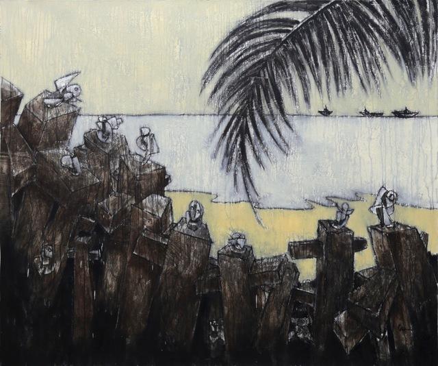 , 'El Mismo Cuento 500 Años Despues,' 2007, Swerdlow Art Group