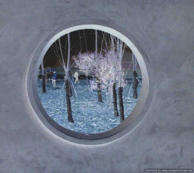 , 'Moongate,' 2007, Walter Wickiser Gallery