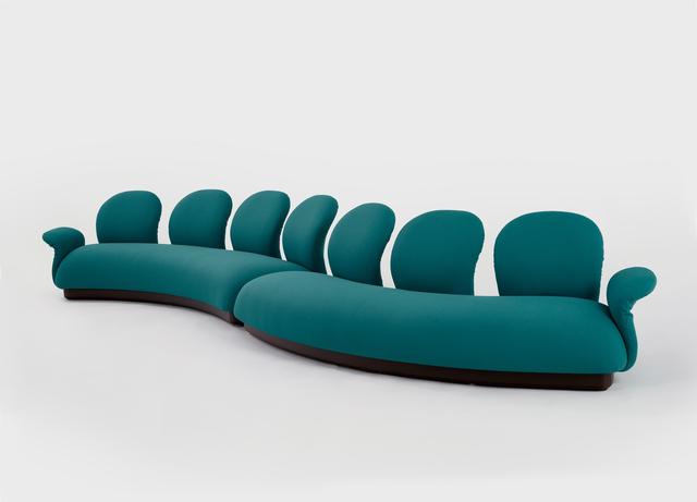 , 'F286 Multimo Seven-seater Sofa,' 1969, Demisch Danant