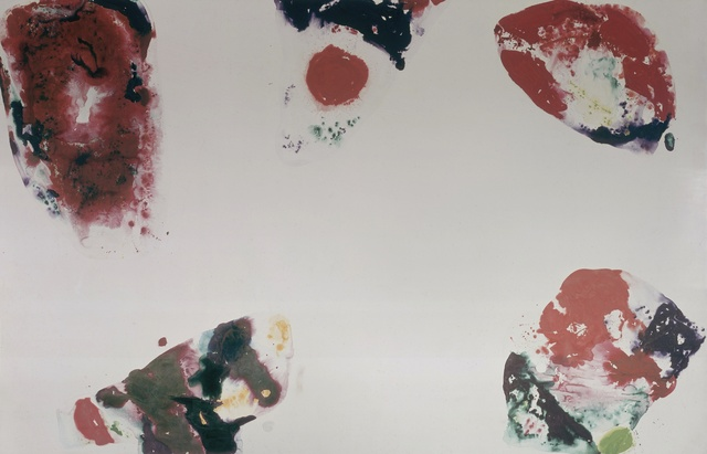 Sam Francis, 'Red Berlin', 1970-1971, ARS/Art Resource