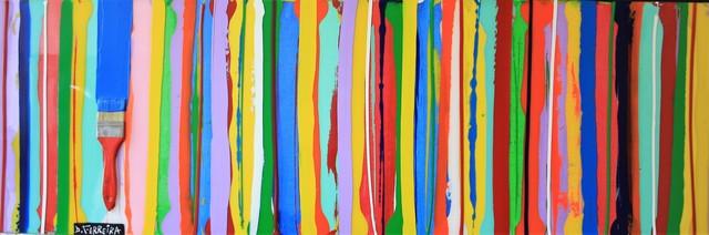 , 'Code barre,' 2017, Bouillon d'Art Galerie