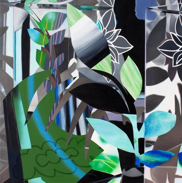 , 'Hypno Rockery,' 2016, Winsor Gallery