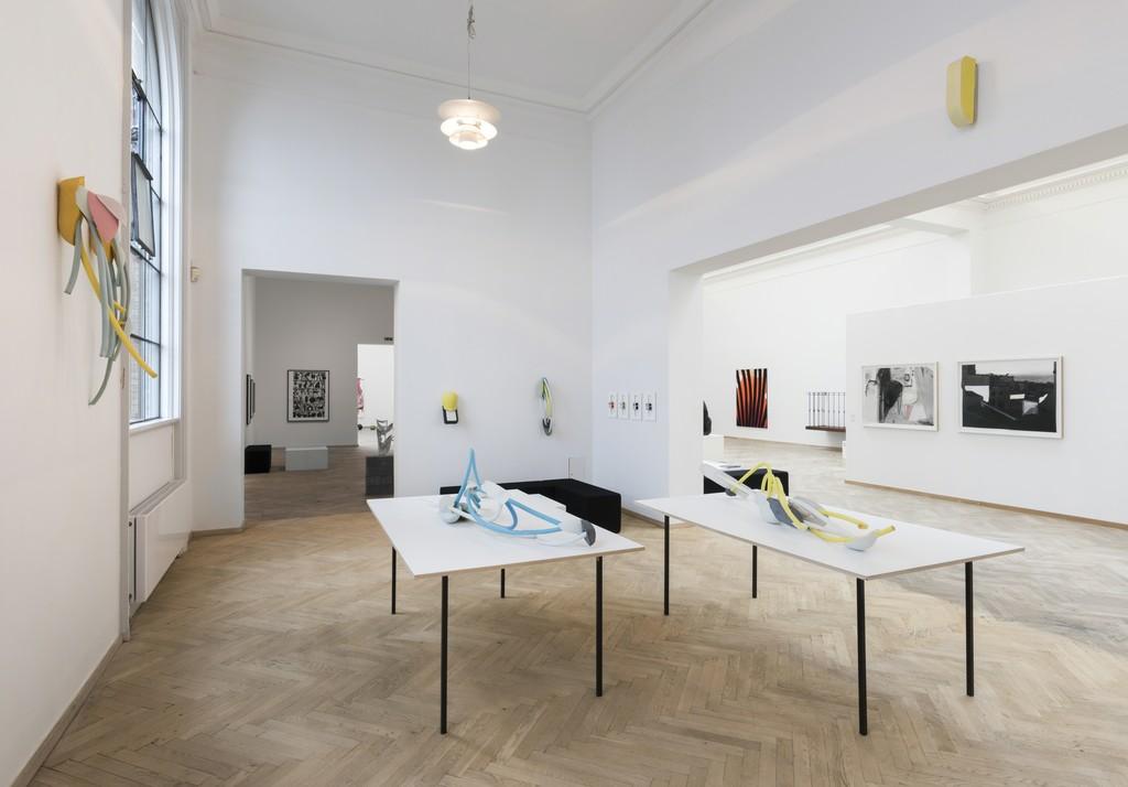Galerie Anhava at CHART Art Fair 2017, photo by David Stjernholm