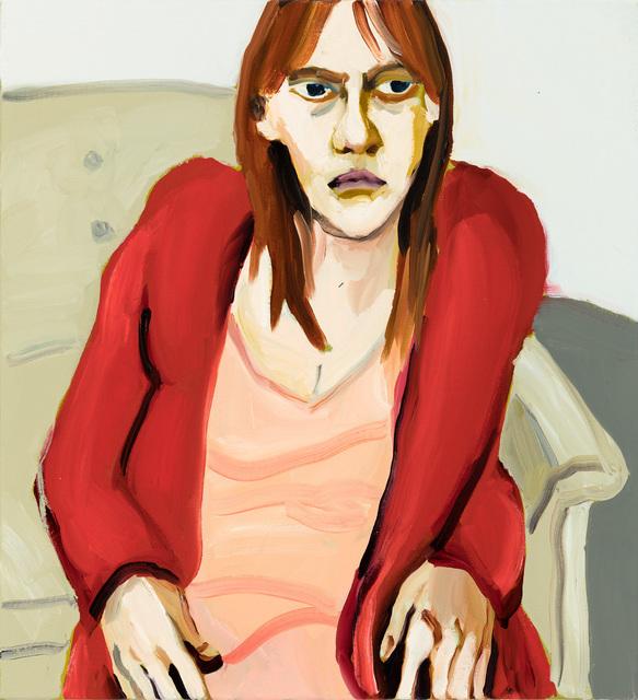 , 'Tired Woman in a Bathrobe,' 2017, Mimmo Scognamiglio / Placido