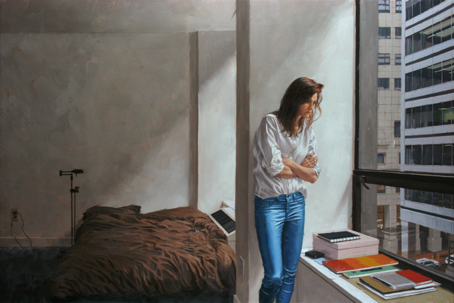 , 'Lana in Her Apartment,' 2015, Gallery 1261