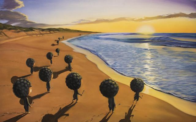 Shiro Utafusa, 'Watching Sunrise', Art WeMe Contemporary Gallery