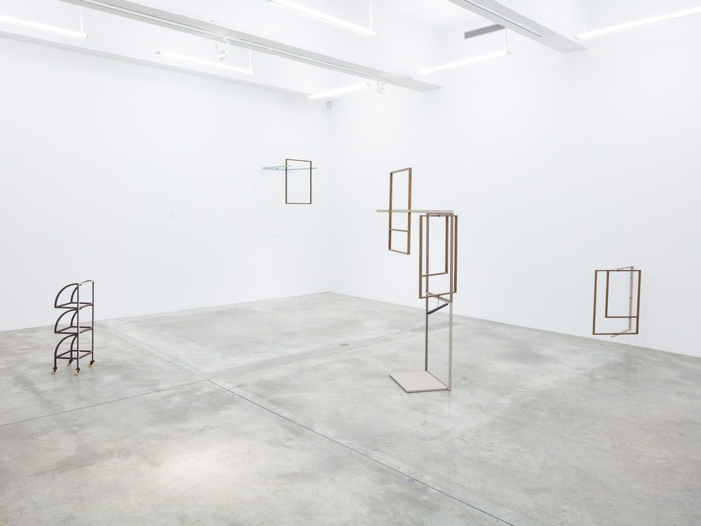 Installation view of 'Jeong 井' by Suki Seokyeong Kang
