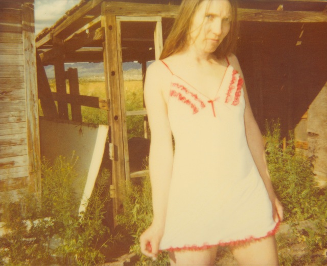 Stefanie Schneider, 'Stevie's new Dress (Sidewinder)', 2005, Instantdreams