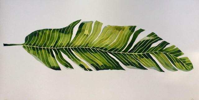 , 'Big Banana Leaf,' 2019, ARC Fine Art LLC