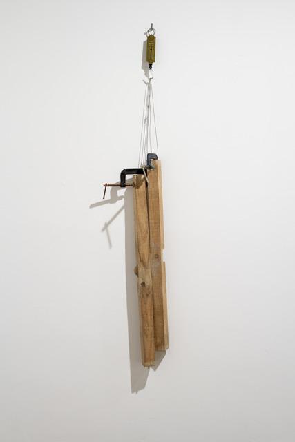 , 'Cruz Desmontada,' 2013, Galeria Emma Thomas