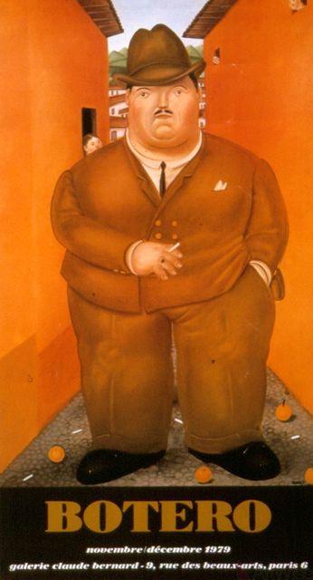 Fernando Botero, 'Los Cigarros', 1979, ArtWise