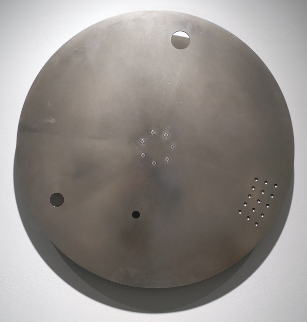 , 'High Speed Counter-Balance Disc (study 6),' 2011, Hemphill Fine Arts